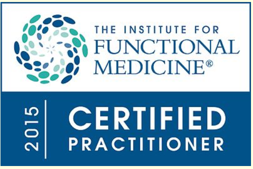 Certified Practitioner of Functional Medicine