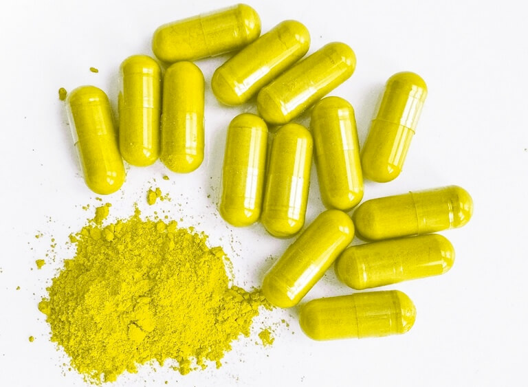 Berberine Pills Powder